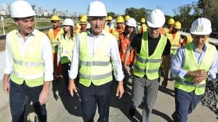 Macri recorrerá obras de construcción de cloacas en Dock Sud, junto a Vidal y Larreta