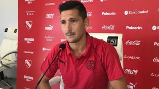 """Burdisso: """"El objetivo es entrar a la Libertadores y todavía estamos a tiempo"""""""
