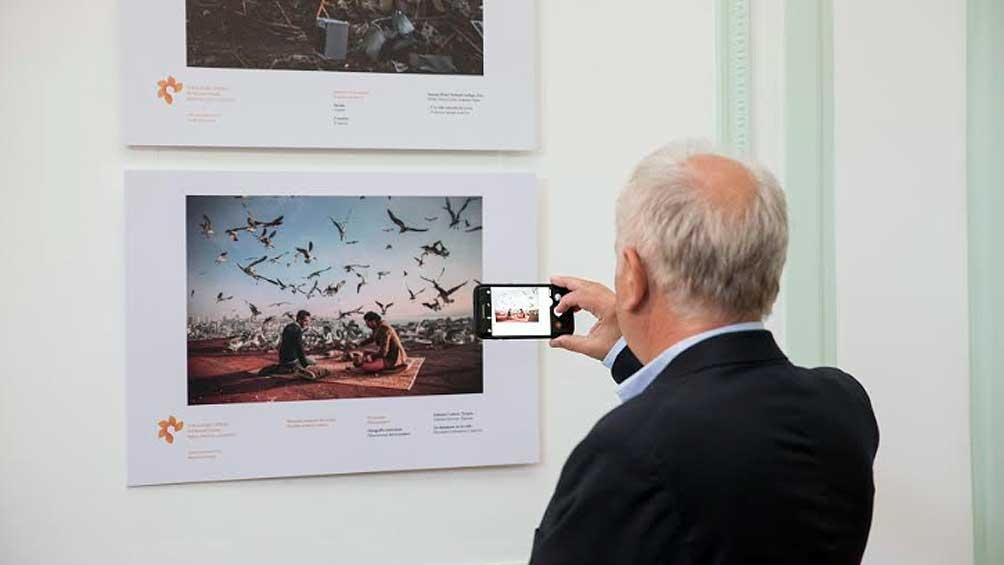 La exposición estará abierta hasta el 18 de febrero con entrada libre y gratuita. Foto: Ignacio Colo, Sputnik