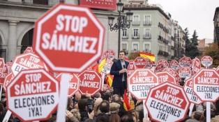 """La derecha quiere agitar las calles para """"echar"""" a Sánchez por sus gestos con Cataluña"""