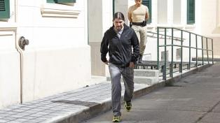 Ercolini envió a juicio oral a Martín Báez y a otros acusados