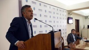Cornejo formalizó la intervención de la UCR de Santa Fe