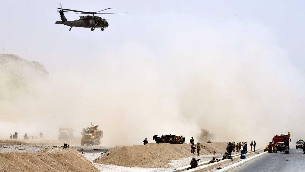 Al menos 26 personas mueren tras una incursión de los talibanes