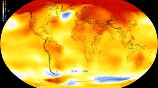 Los últimos años fueron los más calurosos desde que se tienen registros