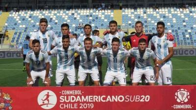 Argentina fue contundente le ganó a Uruguay y clasificó al Mundial de Polonia