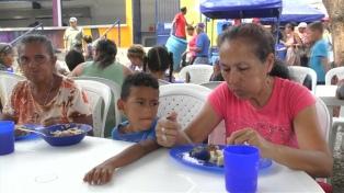 Llegó la primera parte de la ayuda humanitaria para entregar en Venezuela