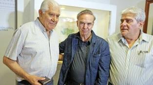 Pichetto y Pereyra visitan Vaca Muerta para apoyar a los trabajadores petroleros