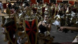 El carnaval en Gualeguaychú cambia todo, y a todos