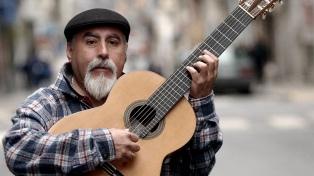 Murió en Buenos Aires el guitarrista Juanjo Domínguez