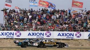 Ardusso, con un Torino, fue el primer ganador del año en el TC