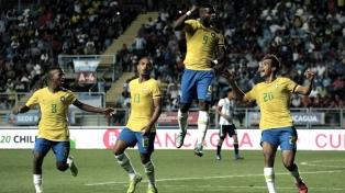 Argentina perdió con Brasil y Ecuador fue el campeón del sudamericano sub 20