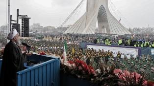 A 40 años de la Revolución Islámica, Teherán seguirá su desarrollo de misiles