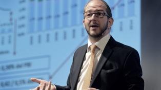 """Braun aseguró que la inflación será """"más baja que la del año pasado"""""""