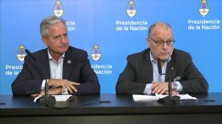"""Faurie: """"Queremos que se recupere la democracia y que vuelva la libertad en Venezuela"""""""