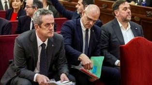 """La Fiscalía rebatió a los independentistas: """"Se los juzga por acciones, no por sus ideas"""""""