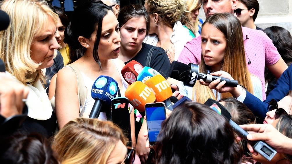 Anita Coacci: Thelma Fardin Respaldó A Anita Coacci En Su Defensa Por La