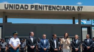 """Vidal: """"Esta es la primera cárcel que se construye en 20 años"""""""