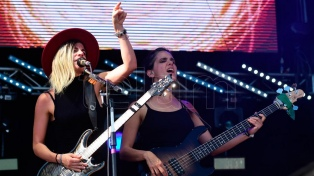 El Cosquín Rock dejó al descubierto la falta de espacio para las mujeres
