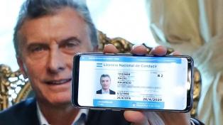 En el primer día, 170.000 personas bajaron la app por la licencia de conducir digital