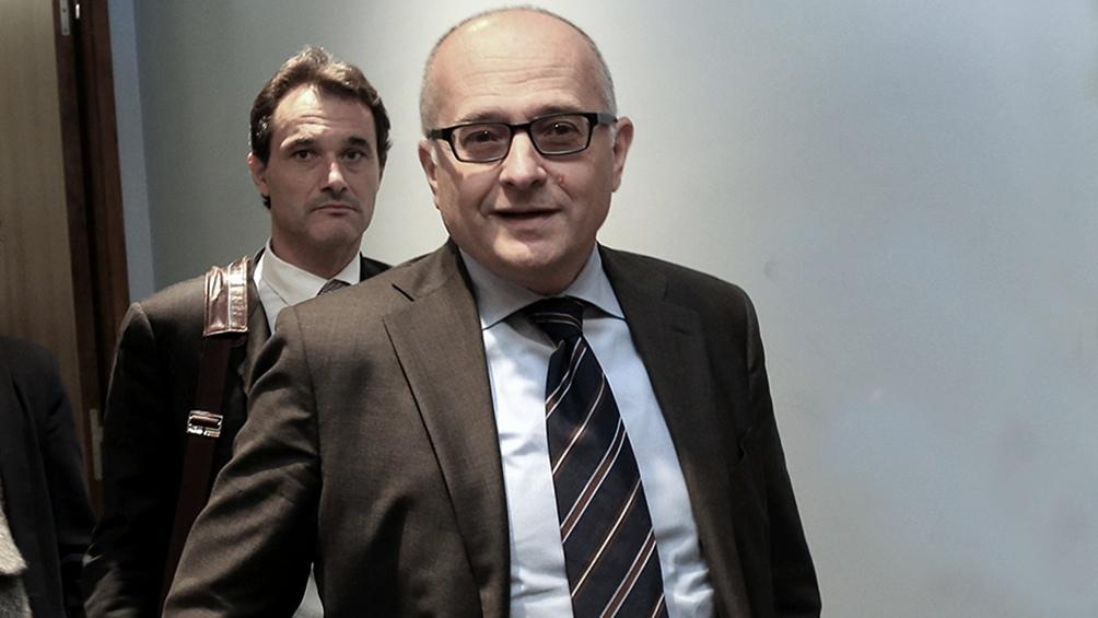Kicillof recibió al FMI con mate y bizcochitos