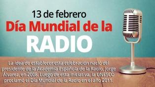 Se celebra el Día Mundial de la Radio
