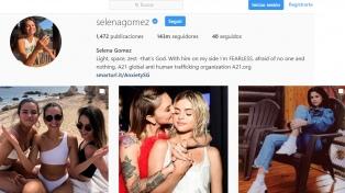 Instagram quitó por error millones de seguidores a famosos como Ariana Grande y Selena Gómez