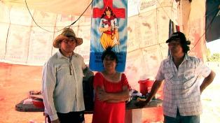 Lía Dasker y una década para un documental sobre el Gauchito Antonio Gil