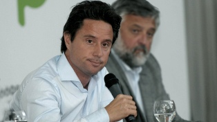 Sánchez Zinny aseguró que el Gobierno está comprometido a trabajar por la educación
