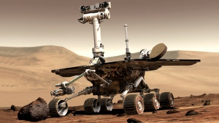 """""""Descansa bien, Rover. Tu misión está completa"""", dice la despedida de la NASA al robot Opportunity"""