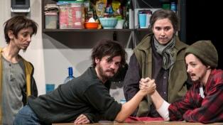 Grupo Piel de Lava, cuando cuatro actrices se transforman en varones