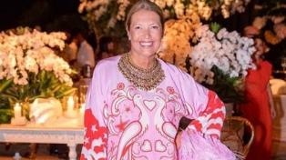 La directora de Vogue causó polémica por una fiesta con reminiscencias esclavistas