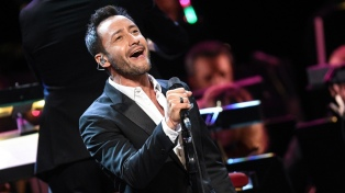 Luciano Pereyra, un concierto doble en el Colón y una controversia renovada