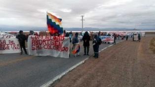Comunidades indígenas levantaron el corte de ruta