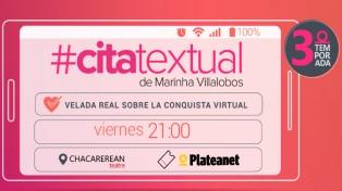 #citatextual: la seducción en tiempos de Tinder y redes sociales