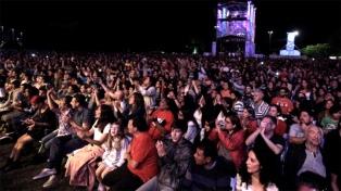 Hubo más de 100.000 espectadores en el Festival Únicos
