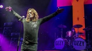 Por problemas de salud, Ozzy Osbourne cancela más conciertos