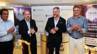 Fecoba y Banco Ciudad lanzan beneficios para comercios porteños