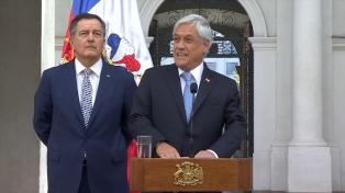 Piñera anunció que viajará a Colombia para apoyar el ingreso de ayuda humanitaria a Venezuela