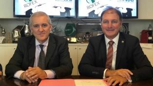 Matba y Rofex firmaron el acuerdo definitivo de integración