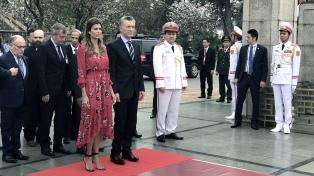 Macri rindió un homenaje a Ho Chi Minh, líder de la revolución