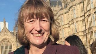 Joan Ryan, una de las legisladoras laboristas que dejó el partido.