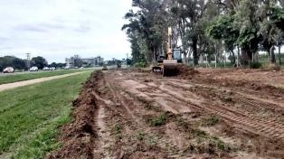 Lanzan obras en caminos rurales de la red de rutas