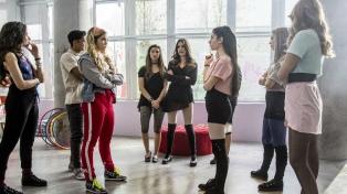"""Llega """"Go! Vive a tu manera"""", la primera serie juvenil de Netflix"""
