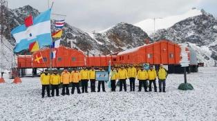 La Argentina cumple 115 años de presencia soberana y científica en la Antártida