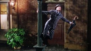 """Murió el director de """"Cantando bajo la lluvia"""""""