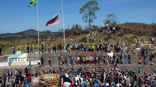 Anunciaron la reapertura de las fronteras con Brasil y Aruba
