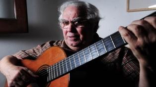 El Tata Cedrón en quinteto hace canciones de Saúl Salinas