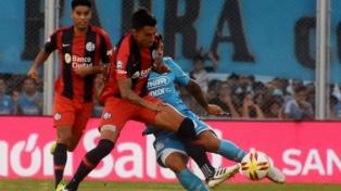 San Lorenzo empató con Belgrano y sigue sin ganar en la era Almirón
