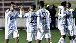 Atlético Tucumán le ganó a Aldosivi y sigue con chances para la Libertadores