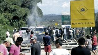 Denuncian la desaparición de 80 indígenas venezolanos